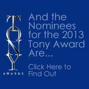 2013 Tony Award Nominations