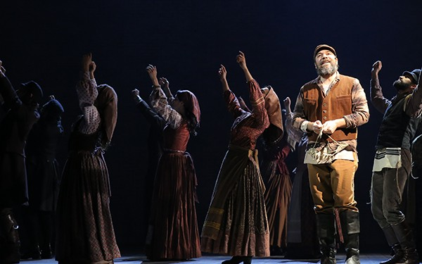 Broadway Review: FIDDLER ON THE ROOF
