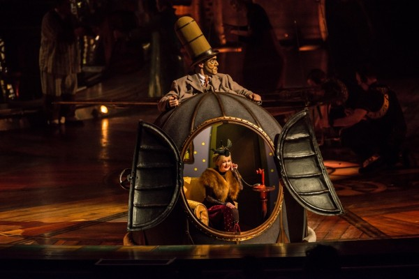 Off-Broadway: Cirque Du Soleil's KURIOS Will Leave You In Awe