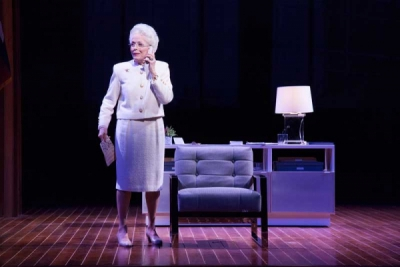 Holland Taylor as Ann Richards