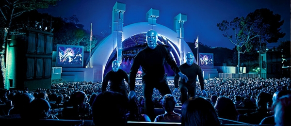 Blue Man Group Debuts All New Show at the Hollywood Bowl - Sep 6 and 7