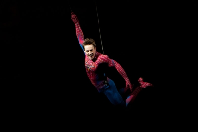 Reeve Carney as Spider-Man