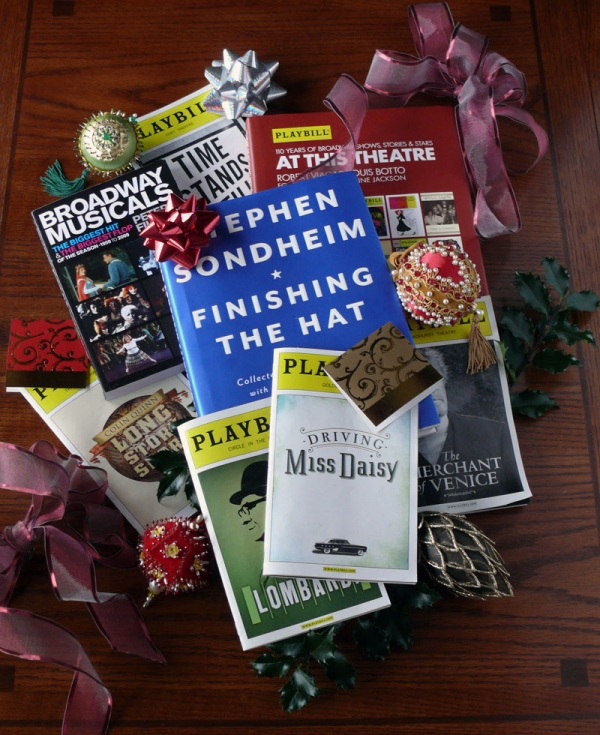 Broadway Feature: 2010 Holiday Gift Guide for Theatre Lovers