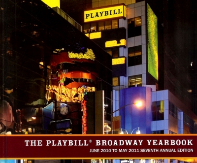 Book Review: The Playbill Broadway Yearbook